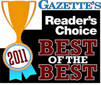 Steve Bailey Voted Best Attorney by the Medina County Gazette's 2011 Reader's Choice Best of the Best Awards